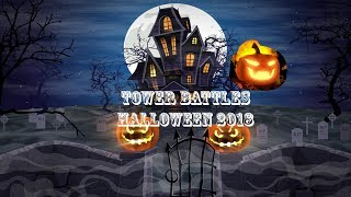 [Roblox]Tower Battles Halloween 2018 (Truimph)