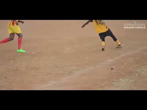 Best of african football crazy skills compilation