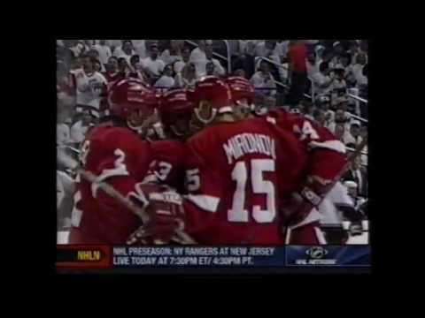 Brendan Shanahan: Every Goal from the 97/98/02 Playoffs