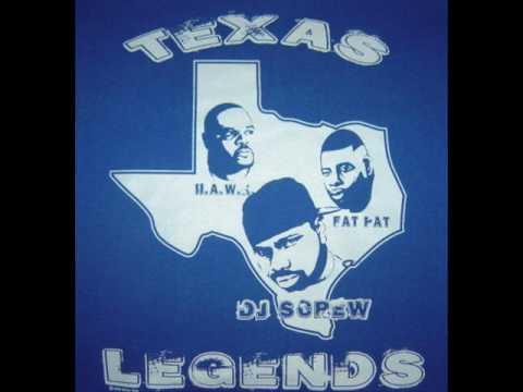 DJ Screw - Big T - In Da House Tonight (Chopped & Screwed)