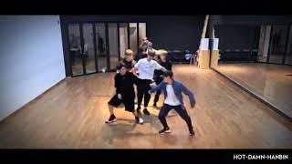 Wanna One x BTS - Burn It Up x DNA mashup