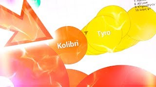BLOB.IO MOBILE SELFEED   POWERFUL AUTOSPLIT DESTRUCTION!?! ( Agar.io / Blob.io Best Moments )