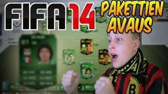 FIFA 14 | PAKETTIEN AVAUS | VIHREÄ KORTTI!!!