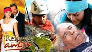 Un Refugio para el Amor - capítulo 01: La desgracia persigue a Luciana y a Rodrigo | Televisa