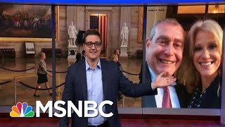 Chris Hayes: Trump Definitely Knows Lev Parnas (And Lev Has Receipts)   All In   MSNBC