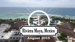 Riviera Maya, Mexico via Drone