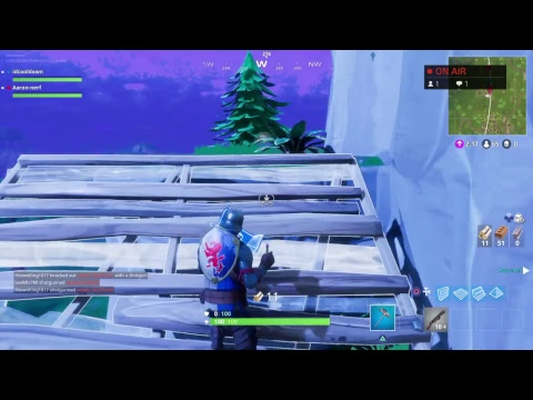 Fortnite The Lag Is Fixed Ps4 Youtube
