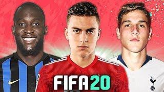 100 MILIONI PER DYBALA!! 🤑 TOP 10 TRASFERIMENTI FIFA 20 - ESTATE 2019 | Allan, Hazard, Zaniolo