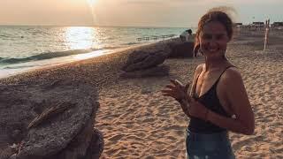 """Глэмпинг пляж Виктория Воркшоп """"Свадьба в стиле бохо"""" Крым г. Евпатория"""