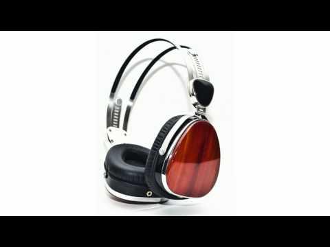 LSTN Troubadour Over Ear Wooden Headphones - Electronics @ TheStore.com