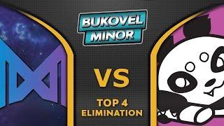 Nigma vs PandaS [TOP 4] Bukovel Minor 2020 Highlights Dota 2