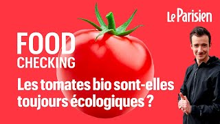 Les tomates bio sont-elles toujours écolo ?