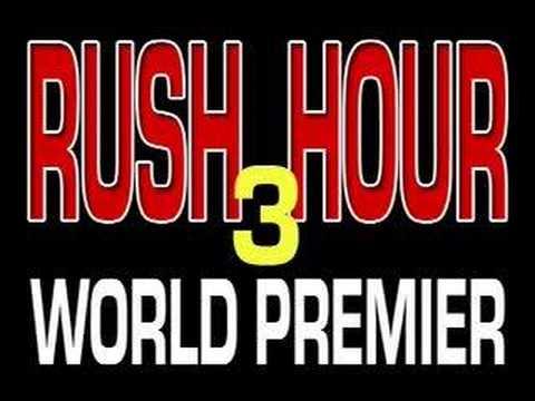 RUSH HOUR 3 WORLD PREMIER - HOLLYWOOD
