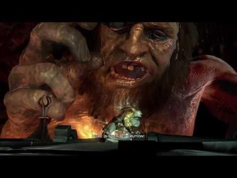 Death Of Hephaestus HD |Ω| God Of War III Soundtrack