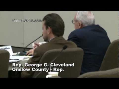 Rep. Cleveland on extreme poverty.wmv