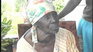 Mama Vanessa discusses Kwe Kwe Ithaca Berbice Guyana.