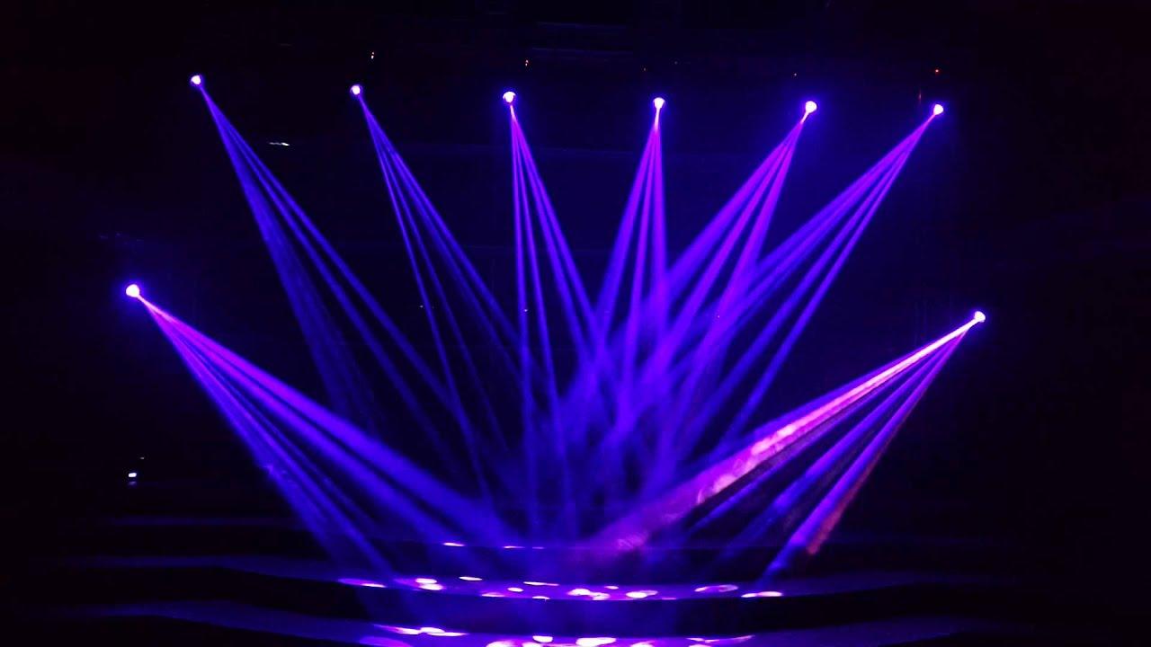 & RDC Lighting 200W beam light in show room - YouTube azcodes.com