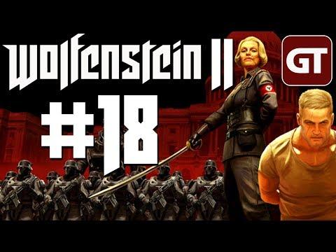 Wolfenstein 2: The New Colossus #18 - Vorsicht, Alligator!
