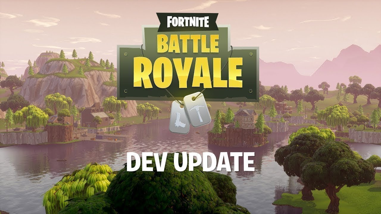 Battle Royale Dev Update #10 - Season 4 Battle Pass and Map Update