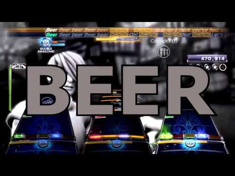 Beer by psychostick full band fc 1214