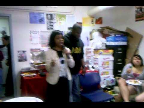 UMASS: Karaoke at UALRC