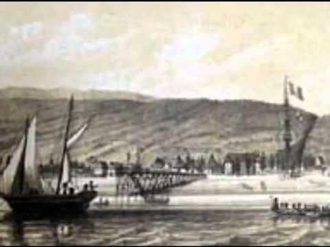 Histoire d'une île - la Réunion