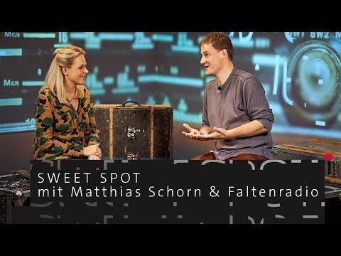 SWEET SPOT mit Matthias Schorn und Faltenradio