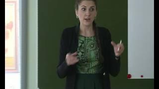 Урок английского языка, Калинина Е. И., 2016