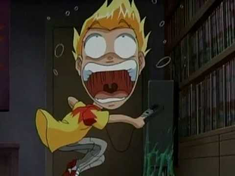 Martin Mystery Season 1 Episode 23: The sewer thing