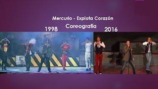 Mercurio - Explota Corazón (coreografía 1998  - 2016)