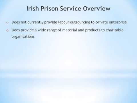 Prison Labour Outsourcing