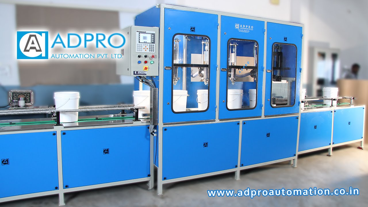 Adpro Automation Filling Machines at Peenya Karnataka Bengaluru