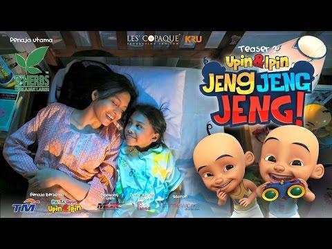 New Teaser - Upin & Ipin Jeng, Jeng, Jeng!