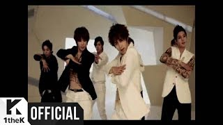 MV SS501  Love Like This 네게로