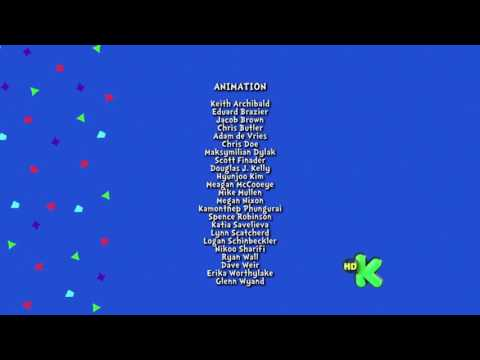 The Cat in the Hat Credits (El Gato Ensombrerado) - Discovery Kids Latin America thumbnail