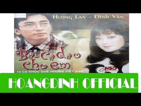 DINH VAN - DEM GANH HAO NHO DIEU HOAI LANG [AUDIO/HOANGDINH OFFICIAL] | Album BAI CA DAO CHO EM