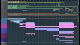 [HD] DJ Splash  / DJ BOUNC3 - Crying Soul (DJ Flowii Remix on FL Studio)