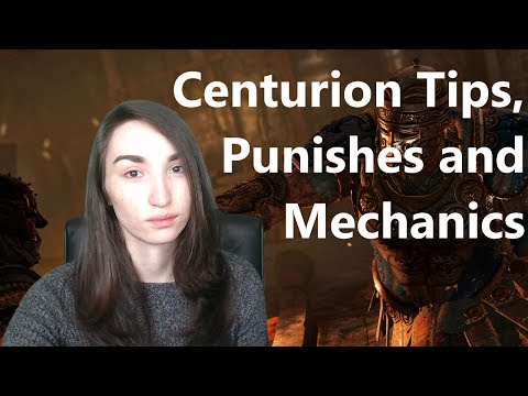 For Honor: Centurion Optimisation and Combos