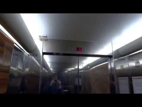 MacGREGOR Navire Traction Elevator @ Cruiseferry M/S Silja Symphony