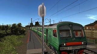 Trainz12 | Мичуринск-Уральский - Александро-Невская на ЭД4М-0303