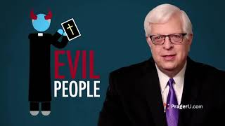 YTP - Dennis Prager declares Nuclear War on Christmas