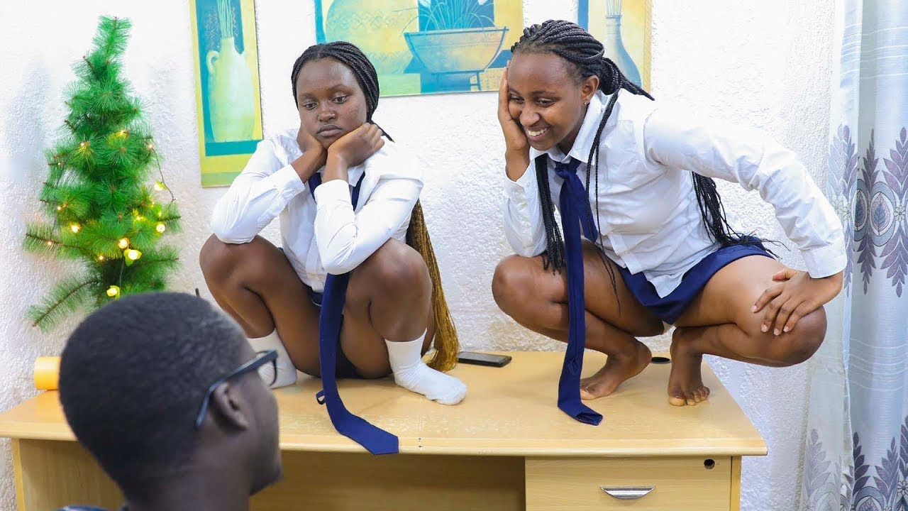 Download TWO AFRICAN sexy Girls Student-Want-to Fuck WIth  School teacher