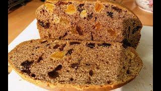 Шоколадный кекс в хлебопечке KENWOOD BM 250. Эп.119