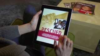 Compassion International's iPad Magazine