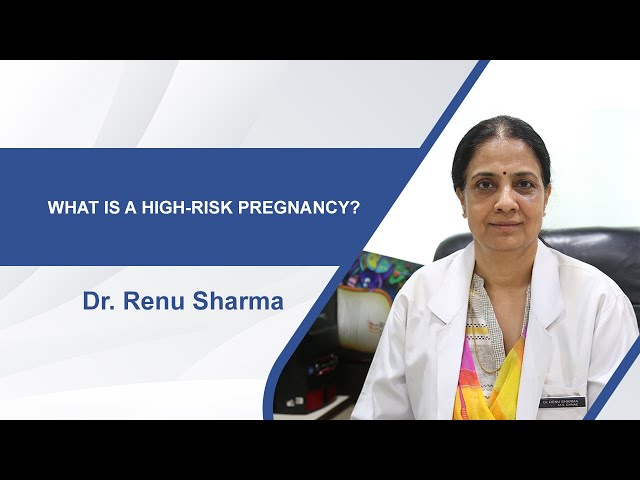 What is a high-risk pregnancy?