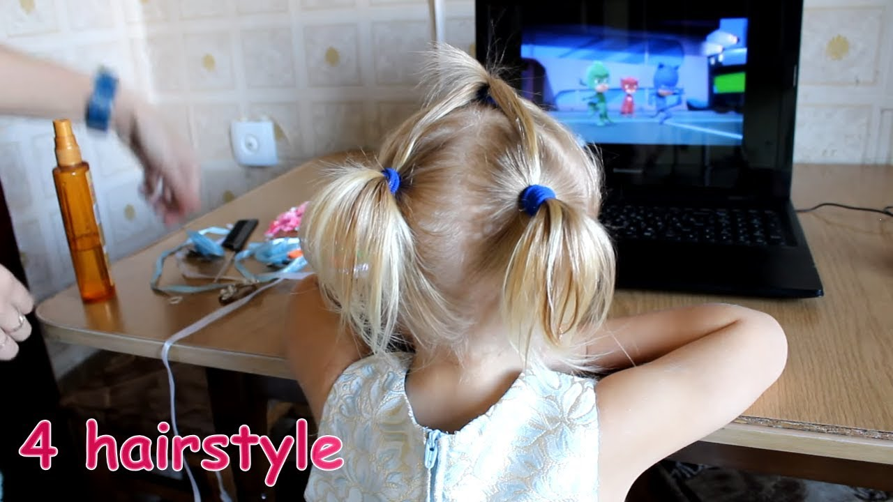 6 Quick And Easy Hairstyles For Kids With Short Hair