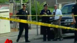 5 NJ Cops Shot, 2 Suspects Killed in Shootout