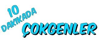 10dk da ÇOKGENLER - Tonguc Akademi