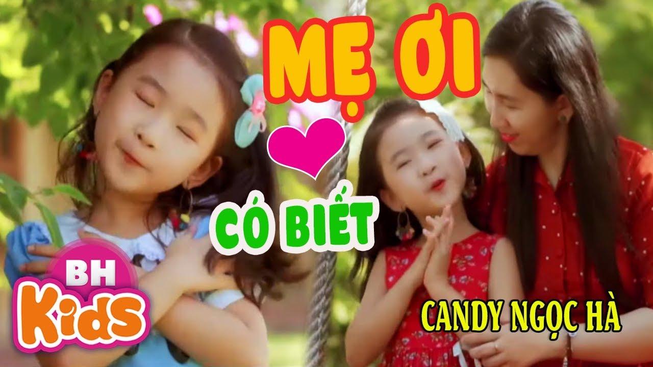 Mẹ Ơi Có Biết ♫ Candy Ngọc Hà ♫ Mẹ ơi có biết con thương mẹ nhiều?