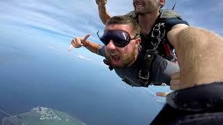 Josh R. at Skydive OBX
